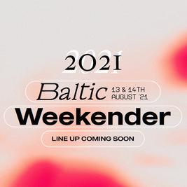 Baltic Weekender 2021
