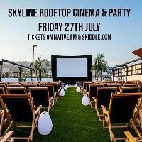 Skyline Rooftop Cinema & Party : Mama Mia : Hus