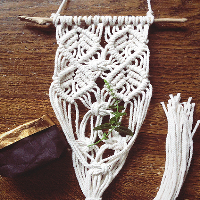 Crash Course Crafts  - An Introduction to Macrame