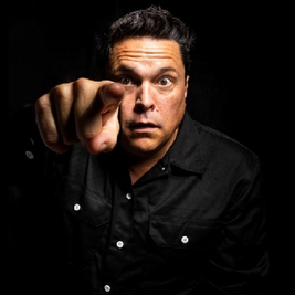 Dom Joly's Holiday Snaps – Travel & Comedy in the Danger Zone