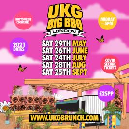 UKG Brunch Presents: UKG BIG BBQ