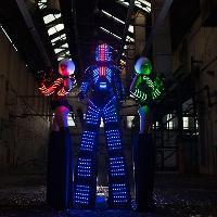 Chaos Bar Crawl UV Rave