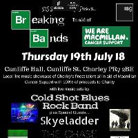 Breaking Bands for Macmillan Cancer Support