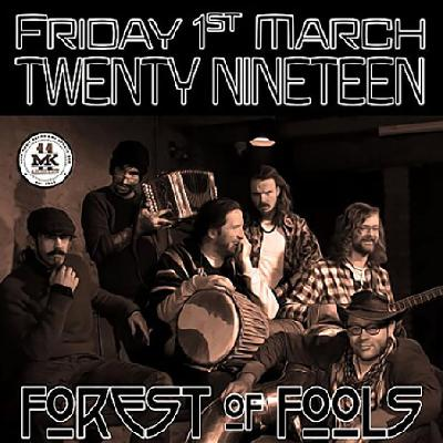 forest of fools - MK11 Special