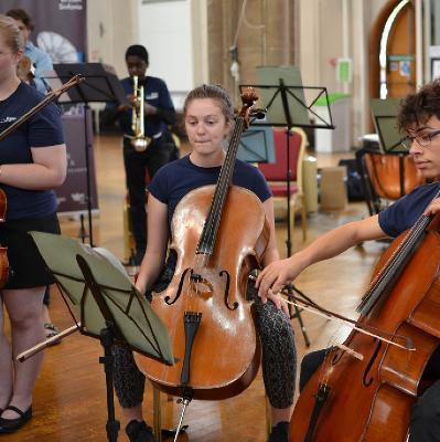 Folk Like Us: Britten Sinfonia Academy + Stick In The Wheel