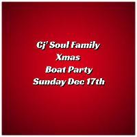 Cj's Soul Family Xmas Boat Party