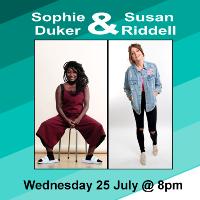 Sophie Duker & Susan Riddell Oxford Comedy Festival