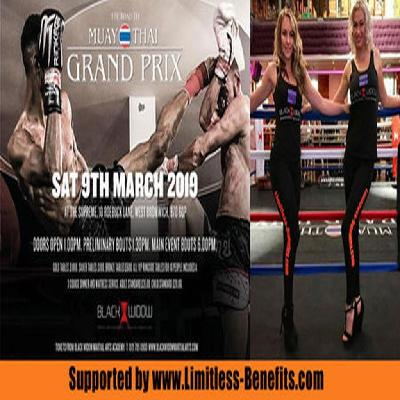 Road to muay thai grand prix | Supreme Banqueting And
