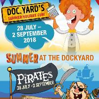 Summer Fun at The Dockyard