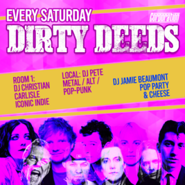 Dirty Deeds - Freshers 2021 + Empire Project Kpop Special!