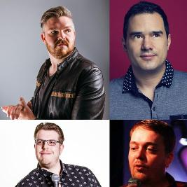Comedy 42 10 year stand-up anniversary at The Spirit Works Tickets   The Spirit Works Lichfield    Sun 25th August 2019 Lineup