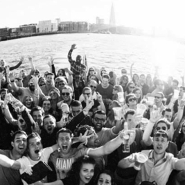 Electronic Sessions Boat Party
