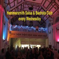 Salsa & Bachata Classes & Club every Wednesday in Hammersmith