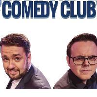 Manford Comedy Club Christmas Special