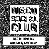 DIsco Social Club with Nicky Soft Touch (Vinyl Set)