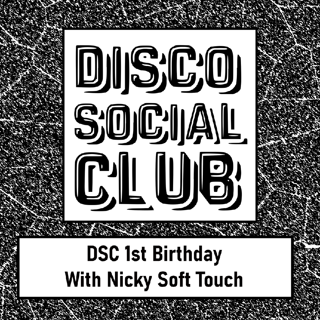 Disco Social Club With Nicky Soft Touch Vinyl Set