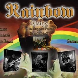 Rainbow Rising and Bang2RightZ