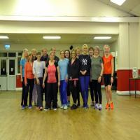 70's, 80's Disco, motown and soul dance fitness classes