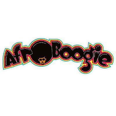 AfroBoogie - presents Terry Jones -50/50