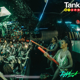 DANZA SATURDAY NIGHT (2ND WEEKEND TICKET) Tickets   Tank Nightclub Sheffield    Sat 3rd July 2021 Lineup