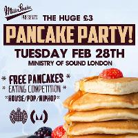 The Ministry of Sound Pancake Rave
