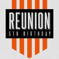 Reunion 5th Birthday
