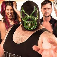 Pro Wrestling LIVE in Prestwich. FutureShock Underground 26!