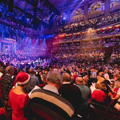 Royal Albert Hall Christmas 2019 Carols at the Royal Albert Hall | Royal Albert Hall London | Tue