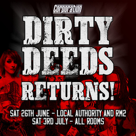 Dirty Deeds - The Return!