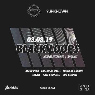 Bootleggin' & Unknown Presents Black Loops