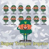 Super Trooper Improv (STI) comedy night - First birthday party!