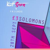 Vault Seven & Friends