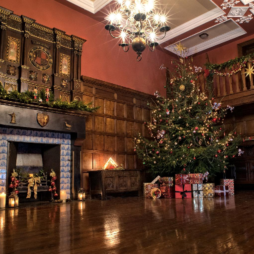 Festive Afternoon Tea & Wreath Making | Cannon Hall Museum Park And ...