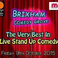Brixham Comedy Grove