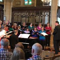 Gershwin & Tippett with Wooburn Singers