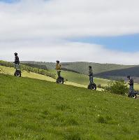Explore Bowhill by Segway