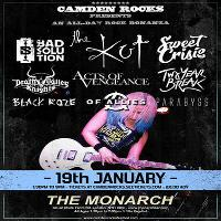 Camden Rocks All Dayer feat. The Kut and more