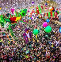 elrow Town London Outdoors - Closing Ceremony