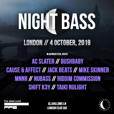 Night Bass - London