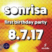 Sonrisa 1st Birthday Party Part 1 (Outdoor Daytime Event)