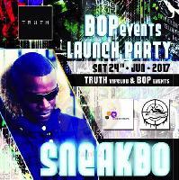 SNEAKBO Live @ TRUTH Nightclub Bournemouth