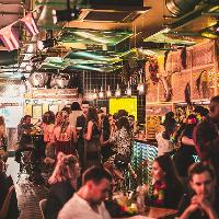 No Strings Attached - Saturdays at Barrio