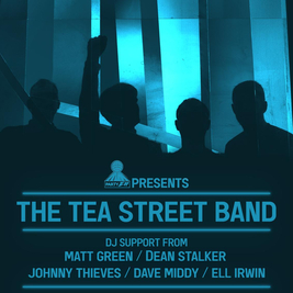 Party Eh! Presents: The Tea Street Band