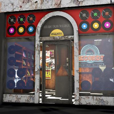 Krispy Kreme Hidden Music And Dessert Bar Arch Door Boutique