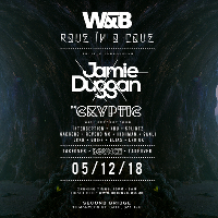 Wobble&Bass - Rave in a Cave - w/ Jamie Duggan + Dr Cryptic