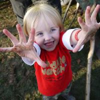 Wild Families - Muddy Monsters - 2.00pm - 4.00pm session
