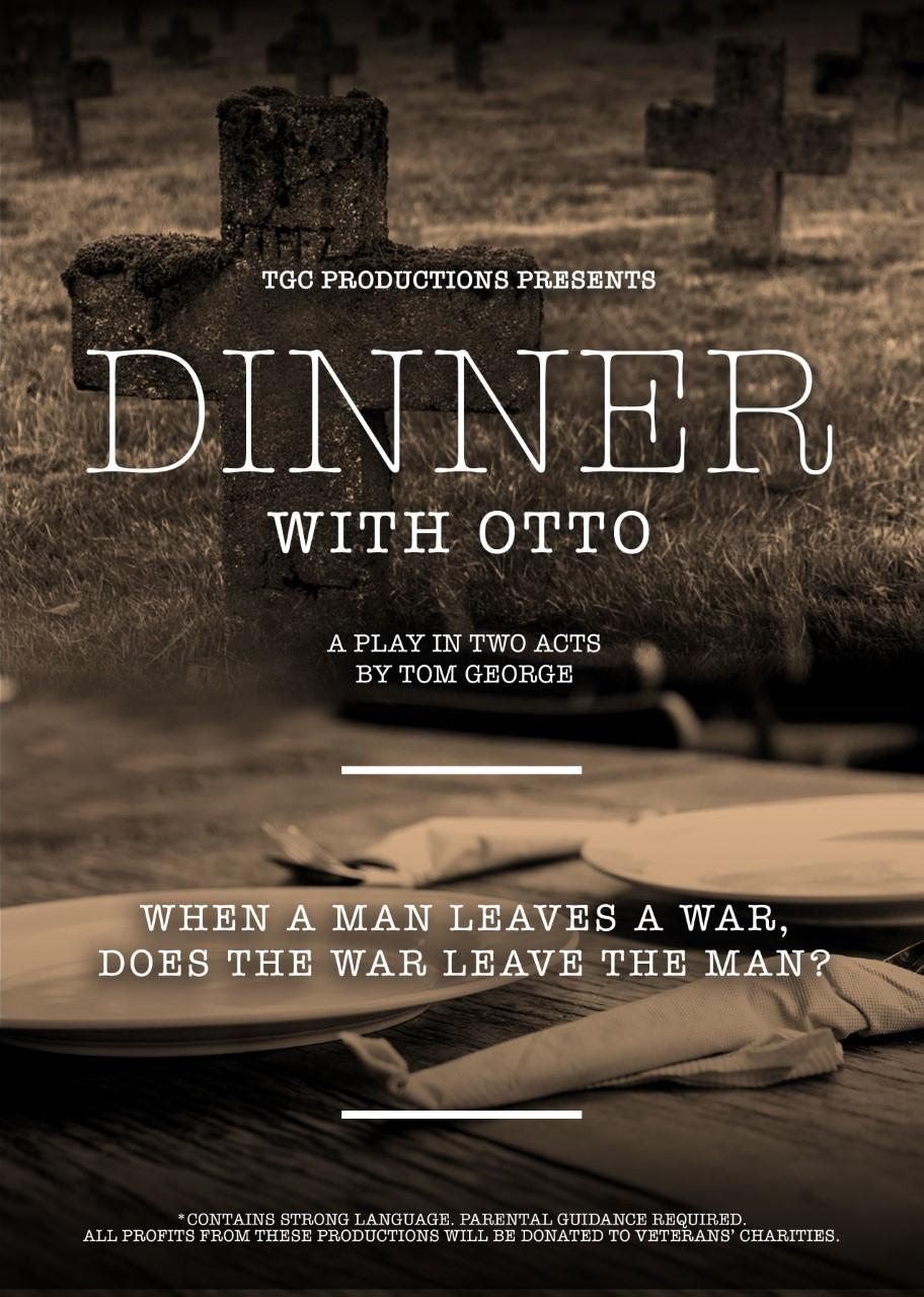 Dinner With Otto at Rhyl Little Theatre Main Stage