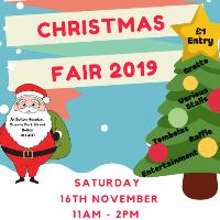 Bolton Hospice Christmas Fair
