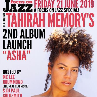 An Evening of live Soul/Jazz with US Vocalist Tahirah Memory