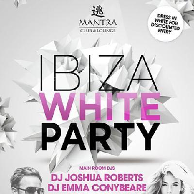Mantra presents The Ibiza White Party